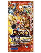 [BSC30]Battle Spirits ALL KIRA BOOSTER 烈火伝承 全閃咭補充包